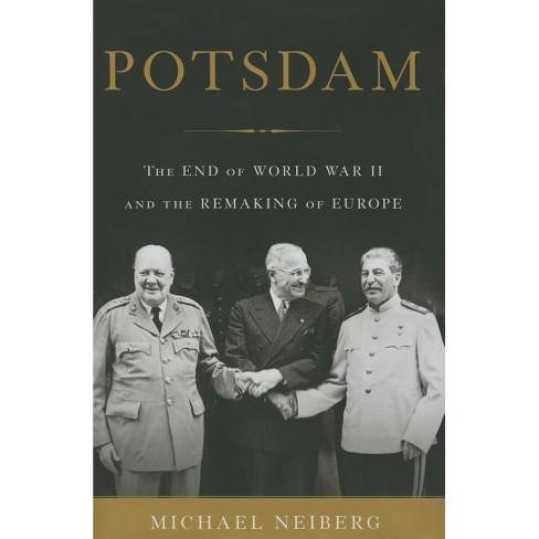 Potsdam - by  Michael Neiberg (Hardcover) - image 1 of 1