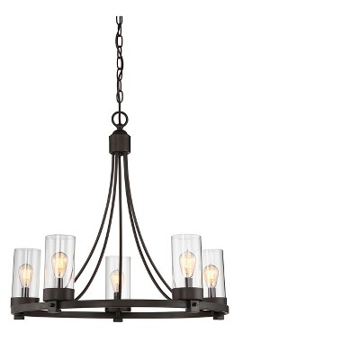 Ceiling Lights Chandelier Oil Rubbed Bronze - Aurora Lighting