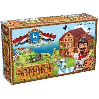 Samara (1st Printing) Board Game