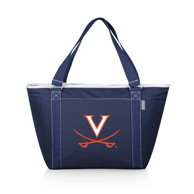 NCAA Virginia Cavaliers Topanga Cooler Tote Bag Blue - 19qt