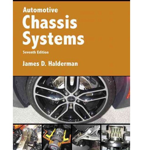 Automotive Chassis Systems (Paperback) (James D. Halderman) - image 1 of 1