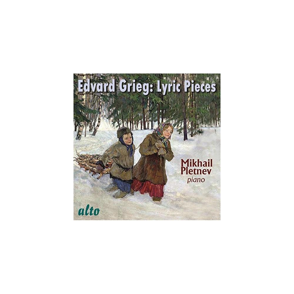 Mikhail Pletnev - Grieg:Lyric Pieces (CD)