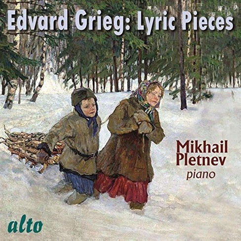 Mikhail Pletnev - Grieg:Lyric Pieces (CD) - image 1 of 1