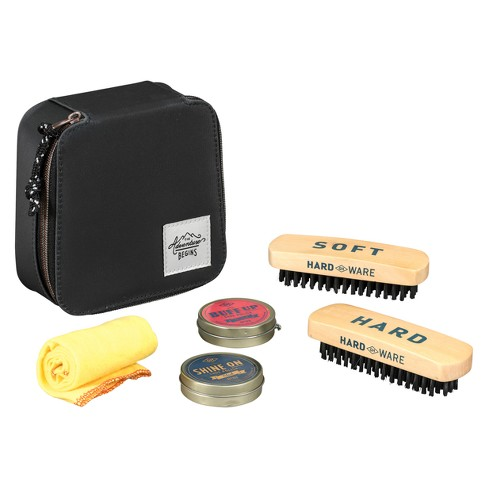 Hardware by Gentleman's Hardware Shoe Shine Footwear Care Kits - image 1 of 3