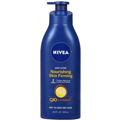 Nivea Nourishing Skin Firming Body Lotion - 16.9 fl oz - image 1 of 4
