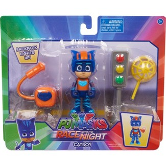 PJ Masks Race Into the Night Figure Catboy Set