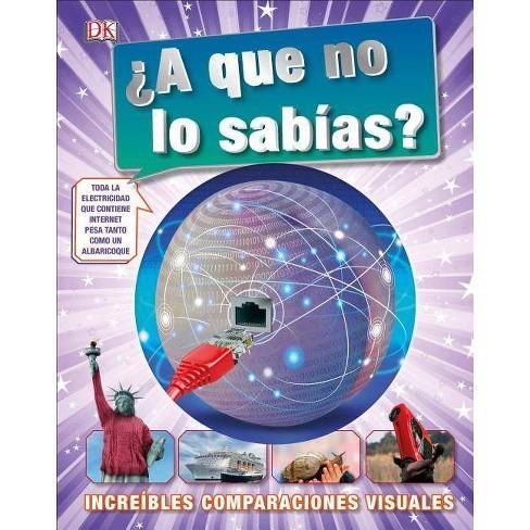 ¿a Que No Lo Sabías? - (Hardcover) - image 1 of 1
