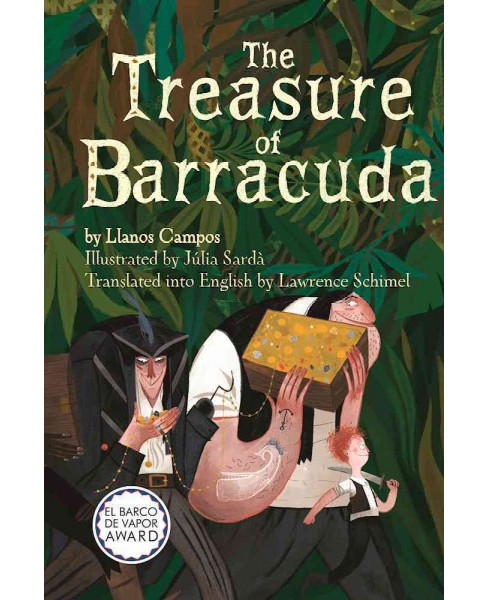 Treasure of Barracuda (Hardcover) (Llanos Campos) - image 1 of 1