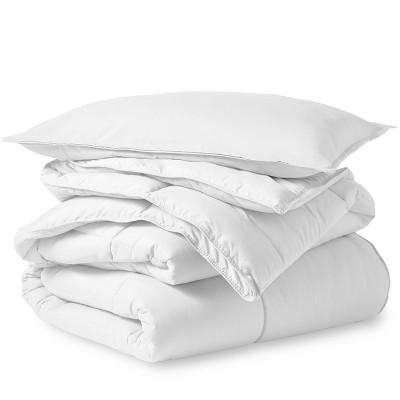 Microfiber Comforter Set by Bare Home