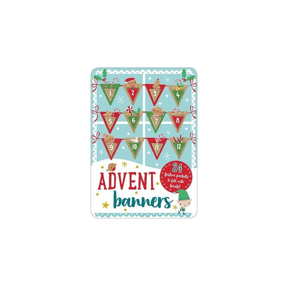 Image of DIY Banner Advent Calendar - Make Believe Ideas