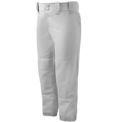 Mizuno Girl's Belted Softball Pant