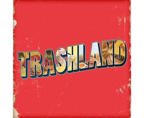 Unqualified Nurse Ba - Trashland (Vinyl) - image 1 of 1