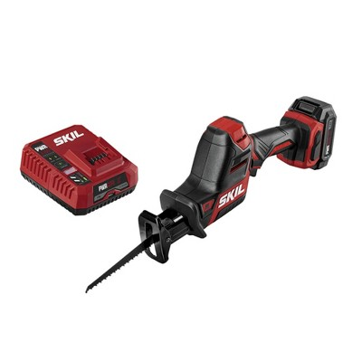 Skil RS582802 PWRCore 12 12V Brushless Lithium-Ion Cordless Reciprocating Saw Kit (2 Ah)