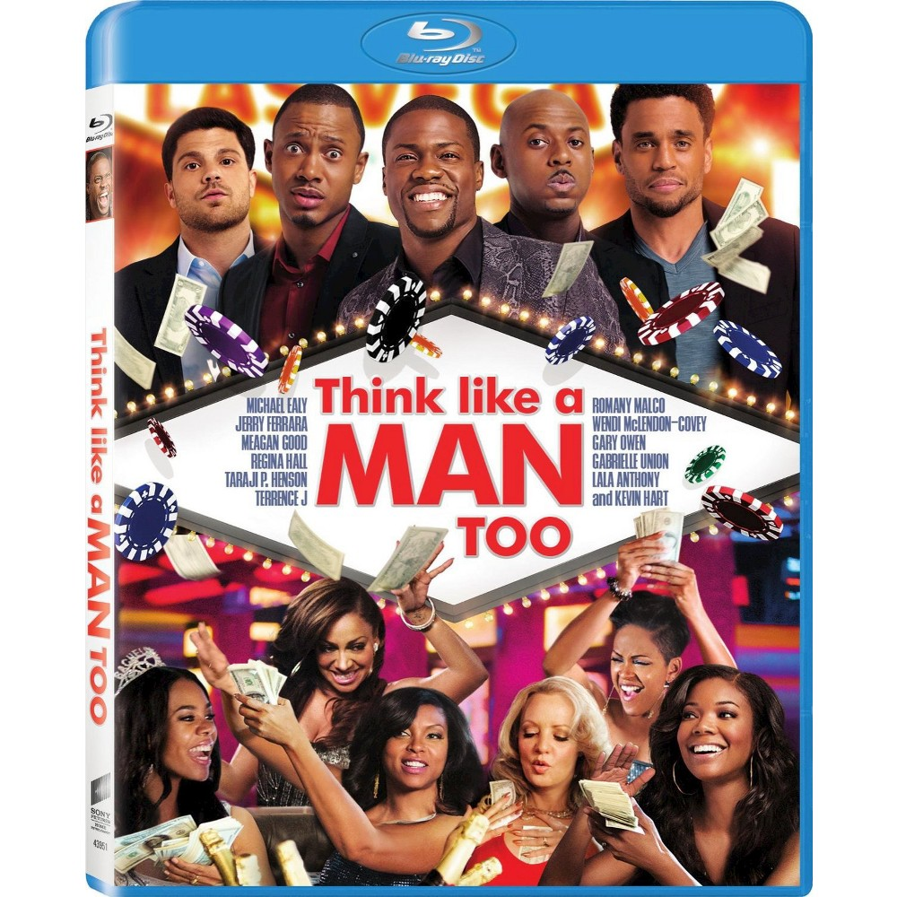 Think Like a Man Too (Includes Digital Copy) (UltraViolet) (Blu-ray)