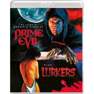 Prime Evil / Lurkers (Blu-ray)(2017)