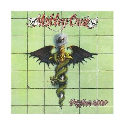 Motley Crue - Dr. Feelgood (Vinyl) - image 1 of 1