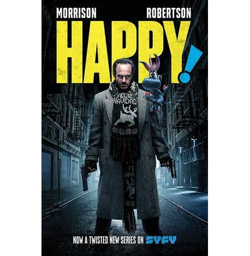 Happy! (Deluxe) (Paperback) (Grant Morrison) - image 1 of 1
