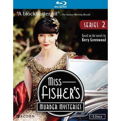 Miss Fisher's Murder Mysteries: Series 2 (Blu-ray)