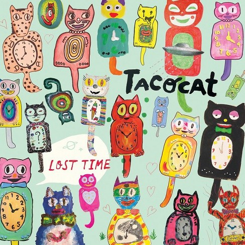 Tacocat - Lost time (Vinyl) - image 1 of 1