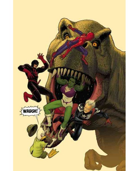 Howard the Duck 2 : Good Night, and Good Duck (Paperback) (Chip Zdarsky) - image 1 of 1