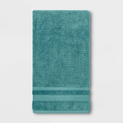 Performance Bath Towel Turquoise - Threshold™