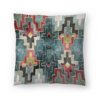 Americanflat Urged I by Pi Creative Art Throw Pillow
