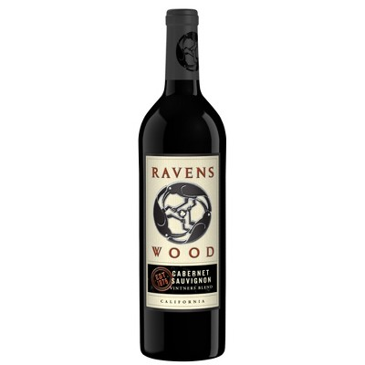 Ravenswood Vintners Cabernet Sauvignon Red Wine - 750ml Bottle