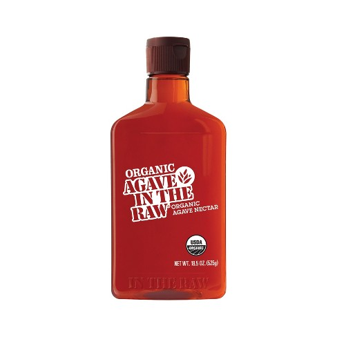 Organic Agave In The Raw Nectar - 18.5oz - image 1 of 4