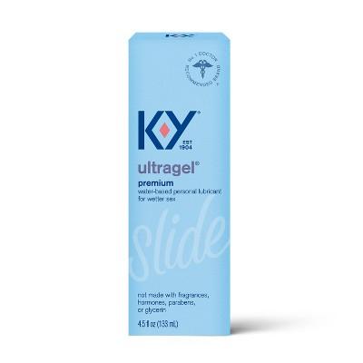 KY Ultragel Personal Lube - 4.5oz