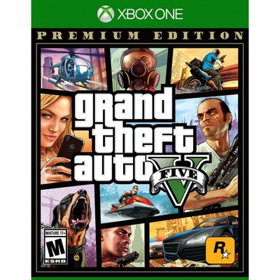 Grand Theft Auto V: Premium Edition - Xbox One