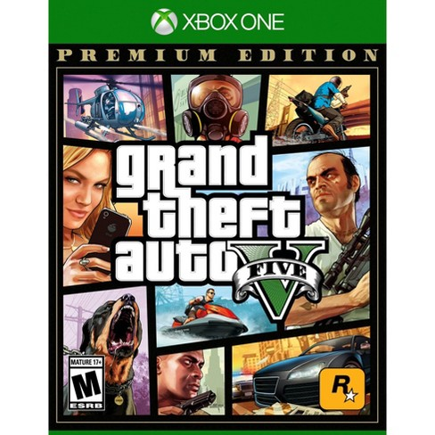 Grand Theft Auto V: Premium Edition - Xbox One - image 1 of 4