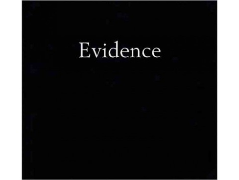 Evidence (Hardcover) - image 1 of 1