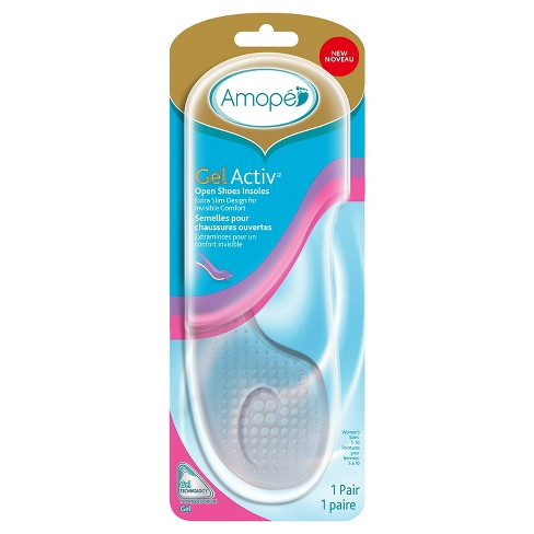 Amope GelActiv Open Shoes Insoles 1ct - image 1 of 1