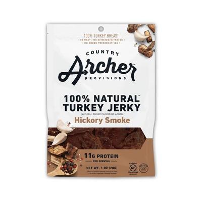 Hickory Smoke Turkey Jerky - 1oz