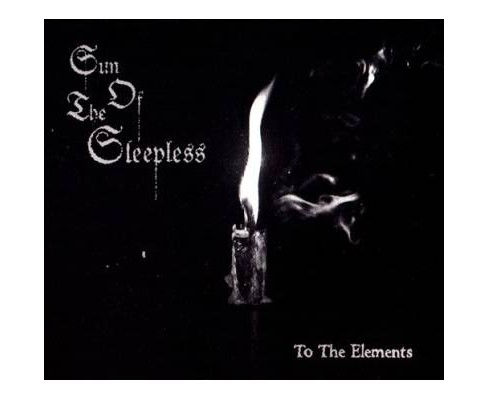 Sun Of The Sleepless - To The Elements (CD) - image 1 of 1