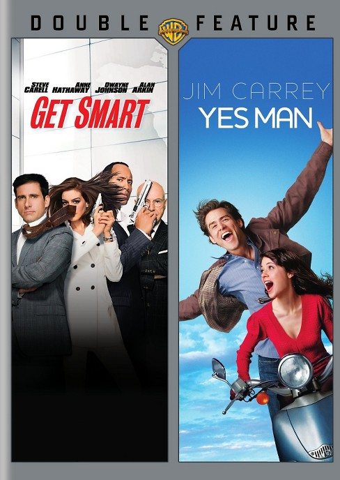 Get Smart/Yes Man (DVD) - image 1 of 1