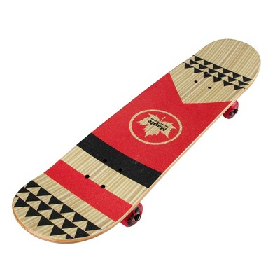 "Maple Masters 31"" Skateboard - Structural"