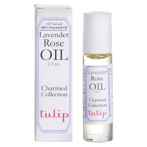 Women's Charmed Lavender Rose by Tulip Perfume Oil - 0.33 oz - image 1 of 1