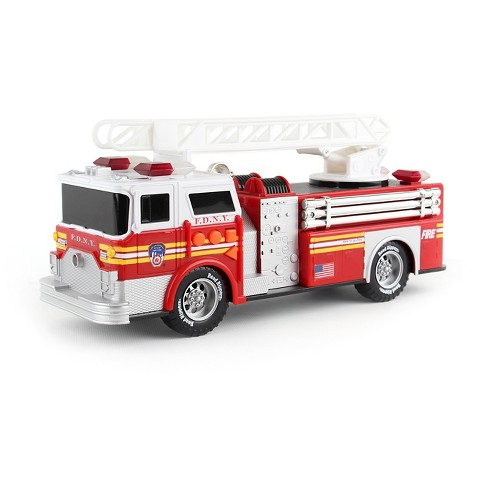 Daron Fire Department City of New York Motorized Fire Truck with Ladder (FDNY) - image 1 of 7