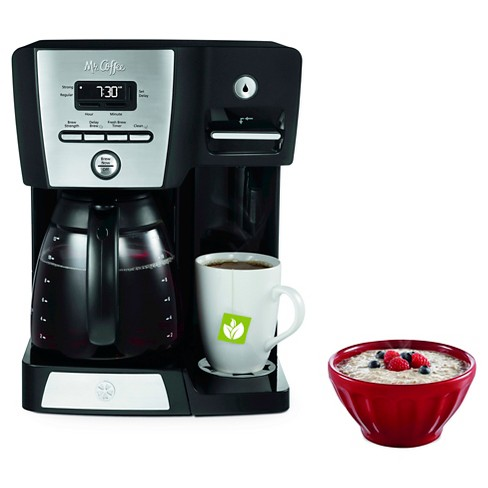 Mr Coffee Versatile Brew 12 Cup Programmable Coffee Maker Bvmc