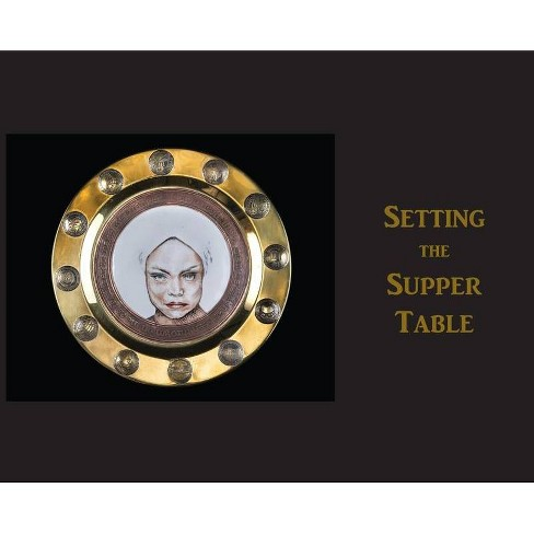 Setting the Supper Table - (Hardcover) - image 1 of 1