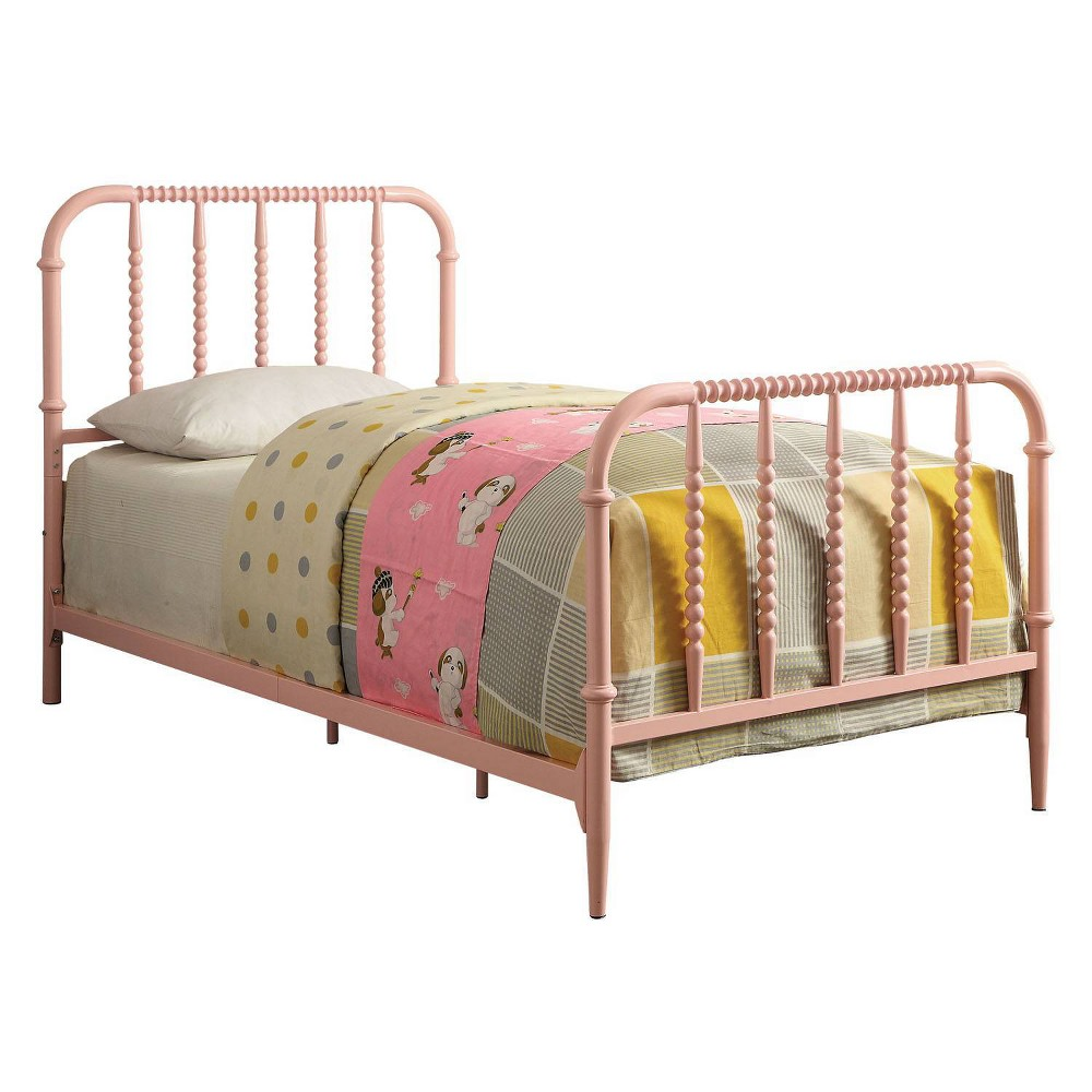 Image of Maddy Kids Full Bed Pink - HOMES: Inside + Out