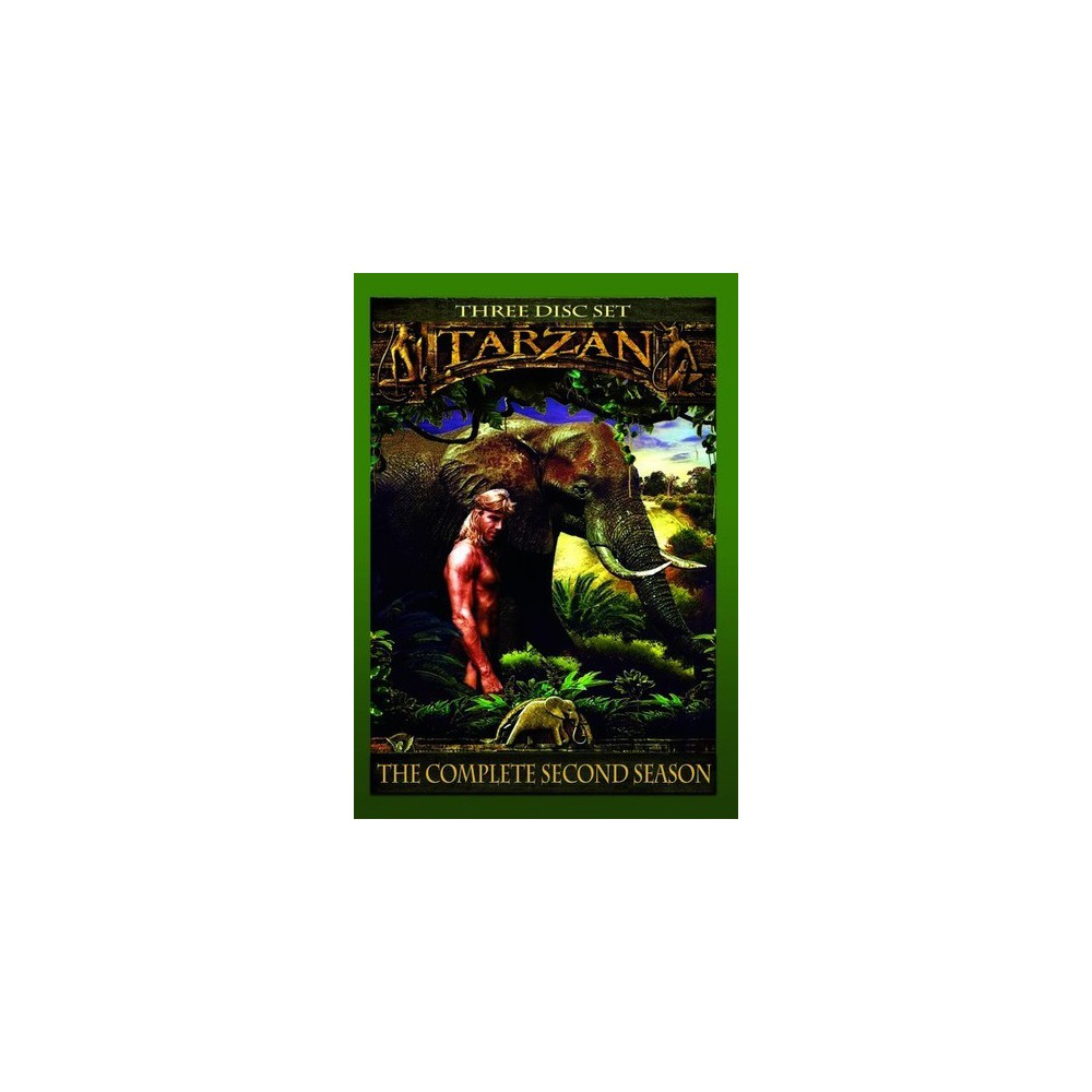 Tarzan: Complete Second Season (Dvd)