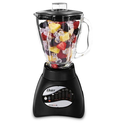 Oster Precise Blend 200 Blender Glass Jar Black