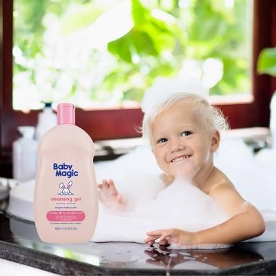 Baby Magic Cleansing Gel - 16.5 fl oz