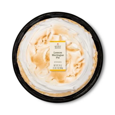 Lemon Meringue Pie - 41oz - Archer Farms™ - image 1 of 1