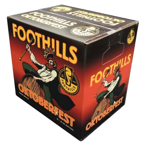 Foothills® Seasonal - 12pk / 12oz Bottles - image 1 of 1