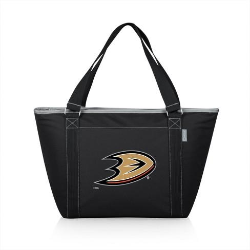 NHL Anaheim Ducks Topanga Cooler Tote Bag - Black - image 1 of 4