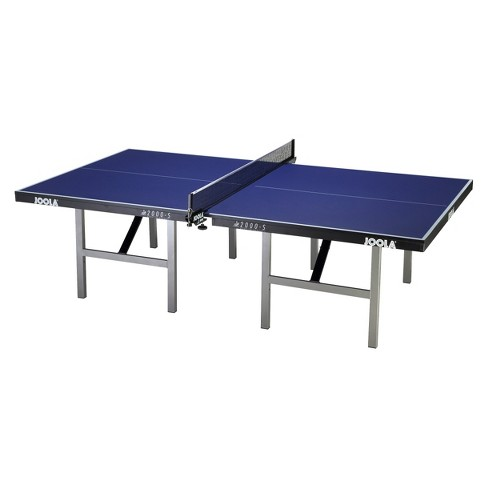 Joola 2000-S Professional Table Tennis Table with WM Net and Post Set (Wheelchair Accessible) - image 1 of 1