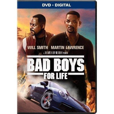 Bad Boys For Life (DVD + Digital)